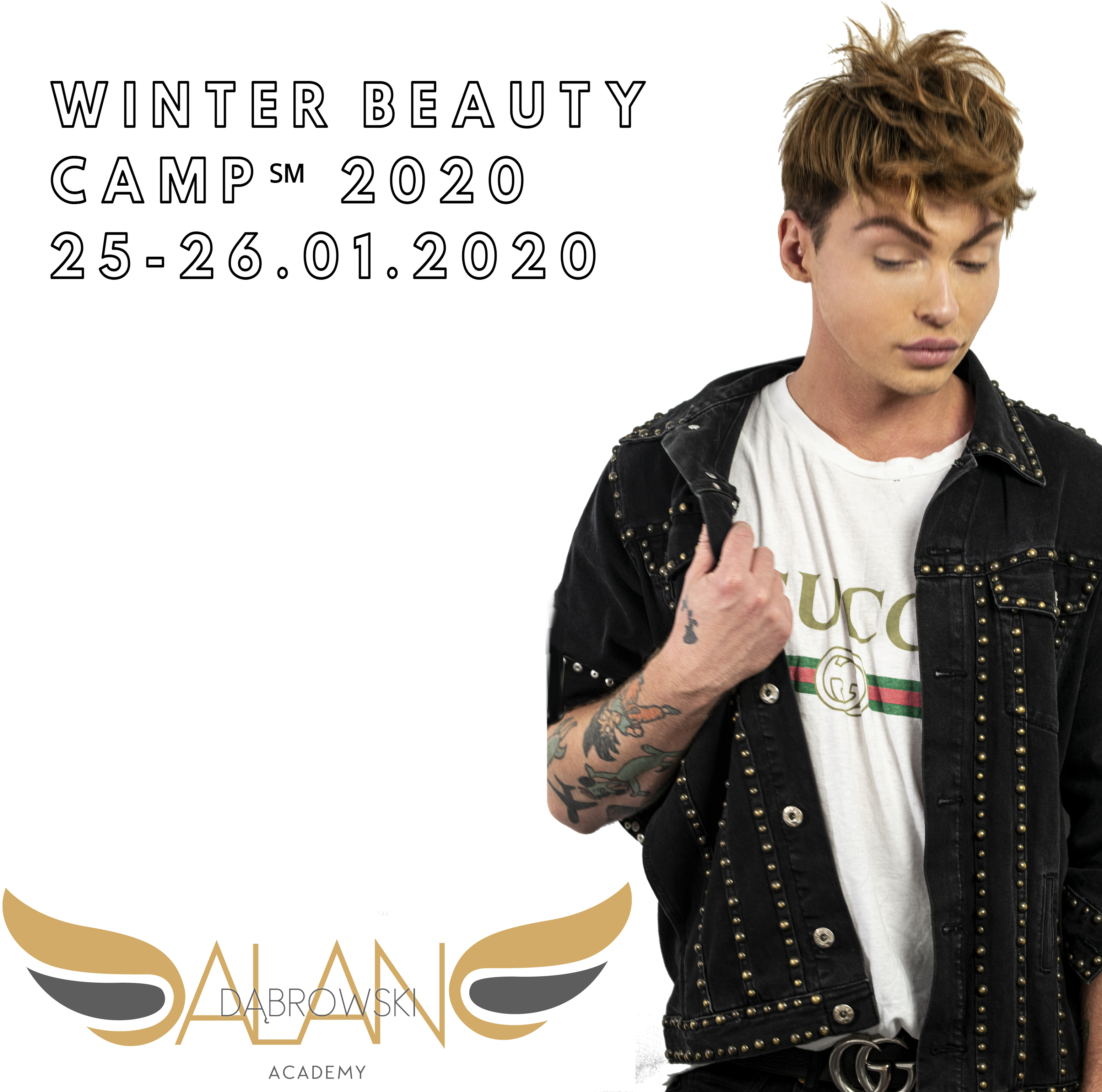 Winter Beauty Camp Tm. by Alan Dąbrowski