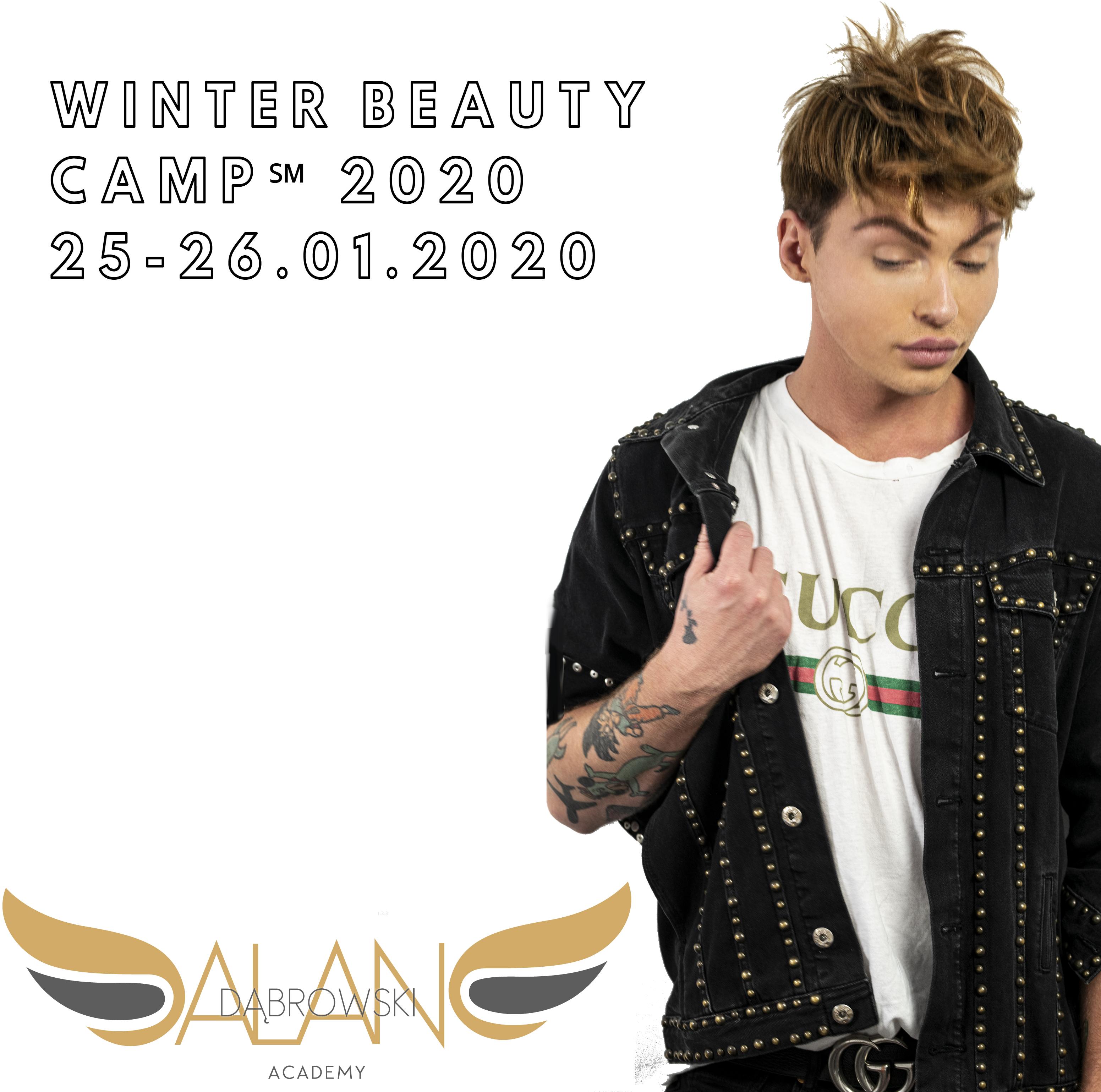 Winter Beauty Camp Tm. by Alan Dąbrowski
